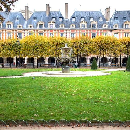 Guide to the Marais