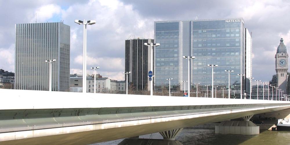 Pont Charles-de-Gaulle, Wikimedia, photo by Pline
