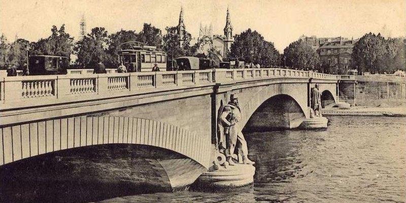 Pont de l'Alma