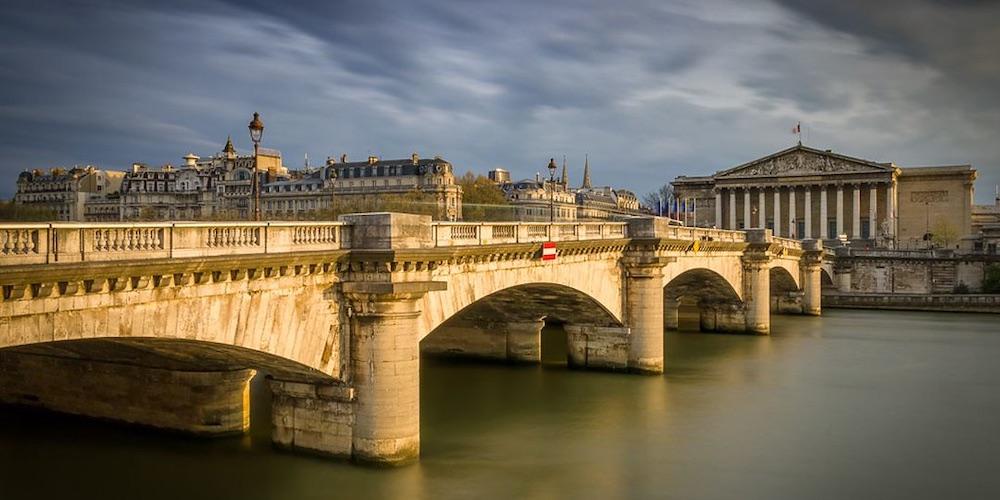 Pont de la Concorde, Flickr, by Frederic Monin