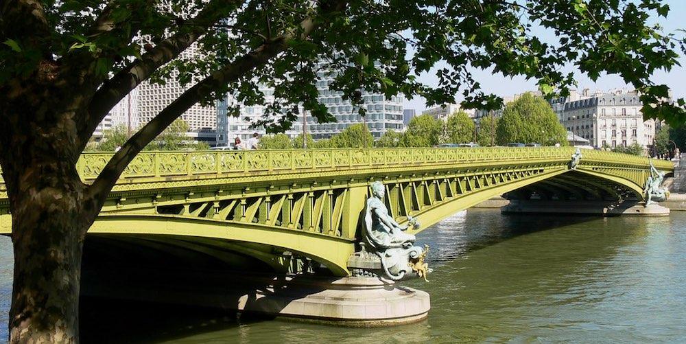 Pont Mirabeau Paris Flickr