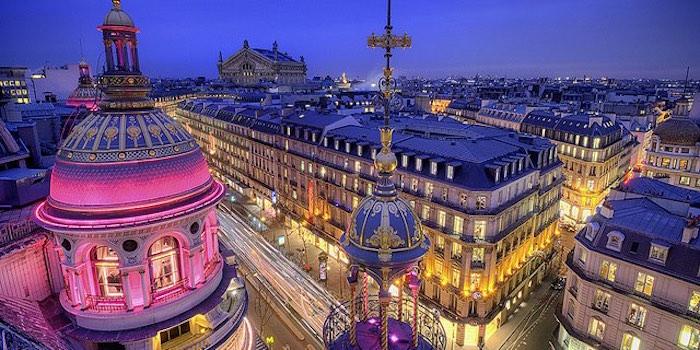 The Simple Pleasures of Paris