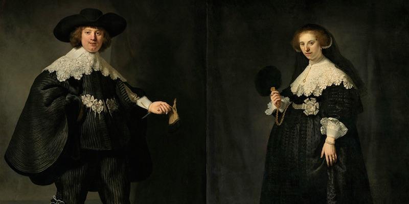 Rembrandt's Portraits