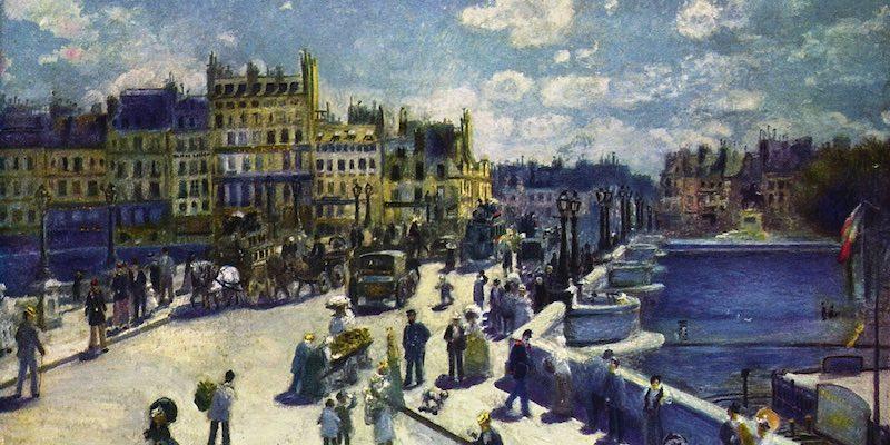 Pont Neuf, by Renoir