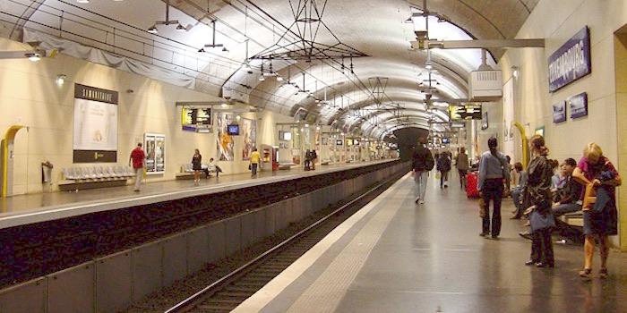 RER Paris Stations
