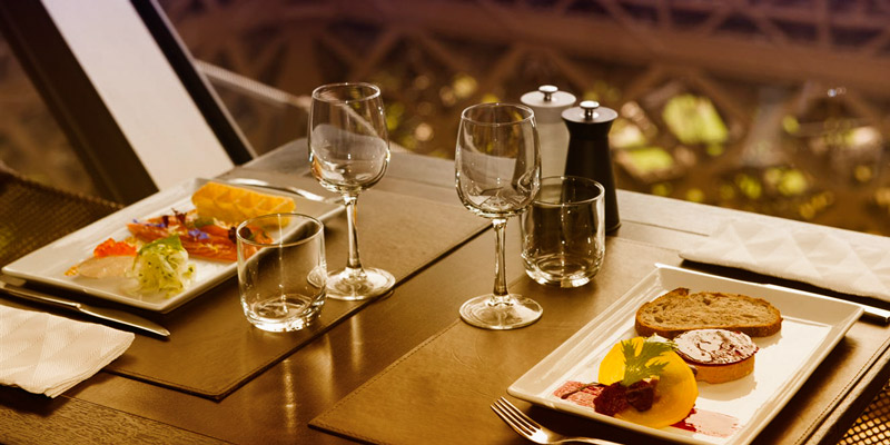 Dine on the Eiffel Tower, Then Cruise Seine