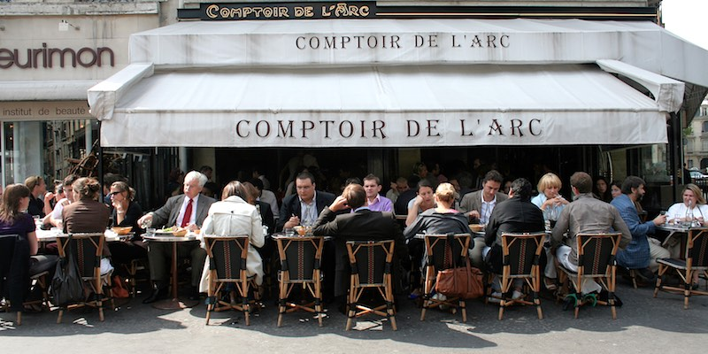 Restaurants in Paris Dining Tips