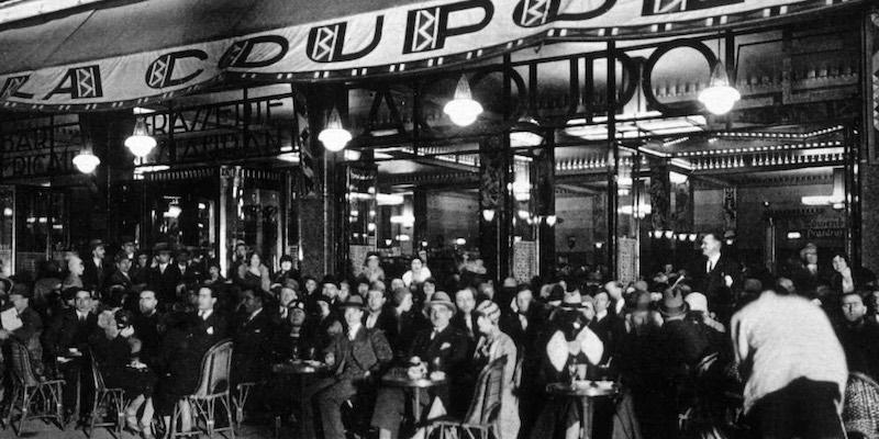 La Coupole, 1932