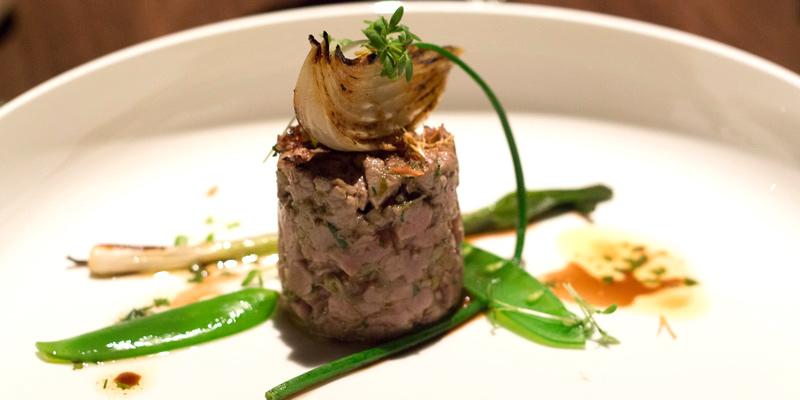 Veal, Tartar Style