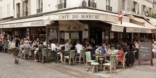 Cafe; du Marche