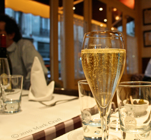 Champagne in Paris Experiences
