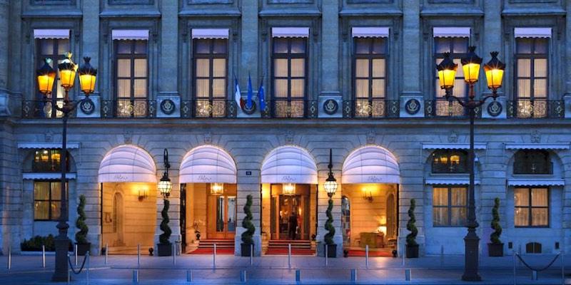 Ritz Hotel, Place Vendome