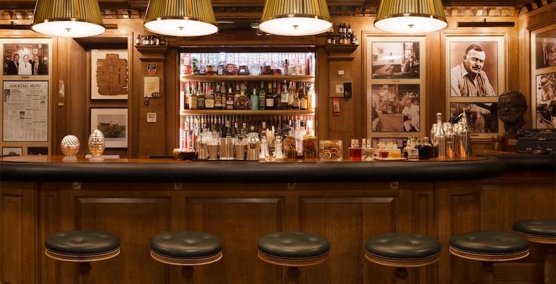 Bar Hemingway at the Ritz Hotel