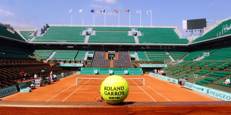 History of the French Open