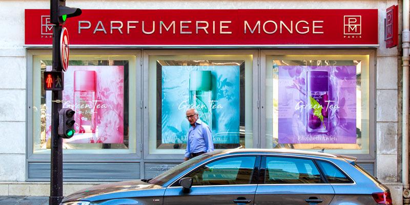 On Rue Monge