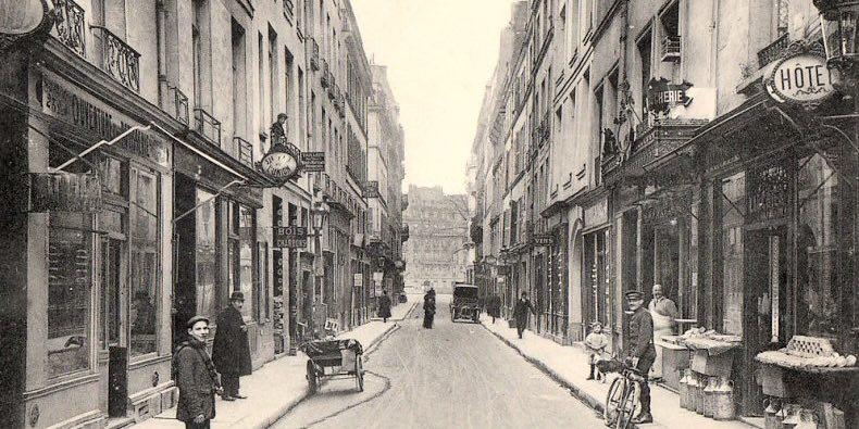 Rue Saint-Louis en l'Ile