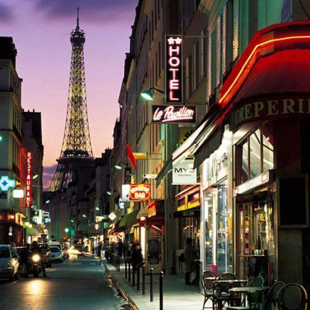 Guide to the Eiffel Tower District, the 7th