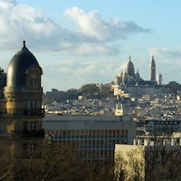 Montmartre and Sacre Coeur Walking Tour