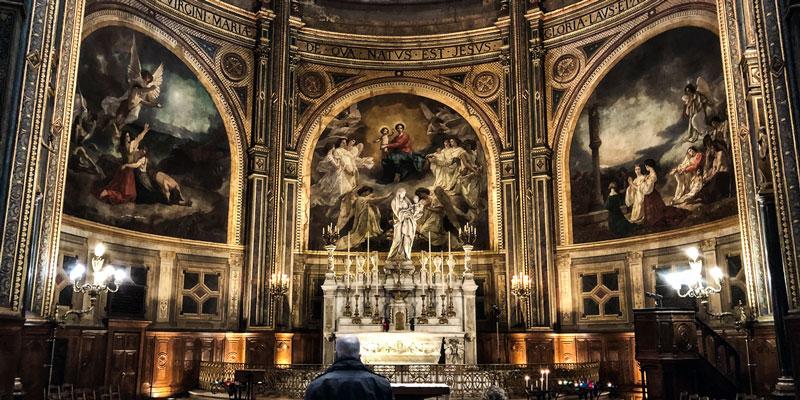 St-Eustache Paris