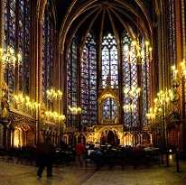 New Year's Concert at La Sainte Chapelle
