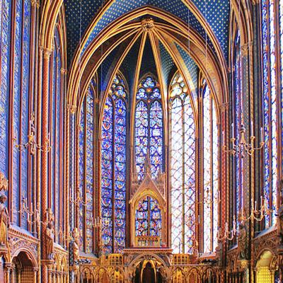 Concerts at La Sainte Chapelle