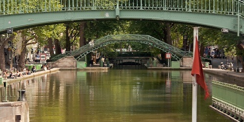 Seine River Cruise & Paris Canals Tour