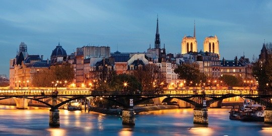 Private Tours of Paris by Night