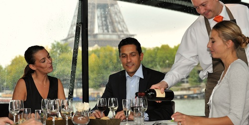 Lunch Cruise with Louvre Museum and City Tour
