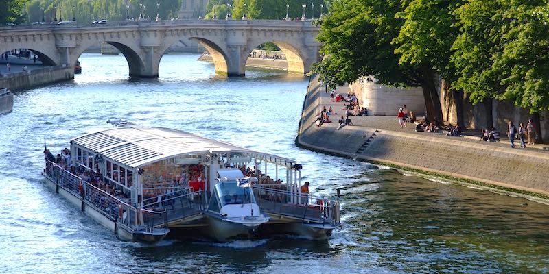 Daytime Seine River Cruises