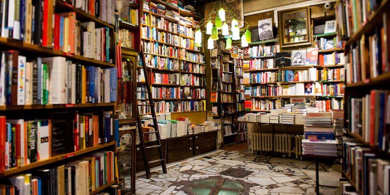 Literary Tour of the Latin Quarter