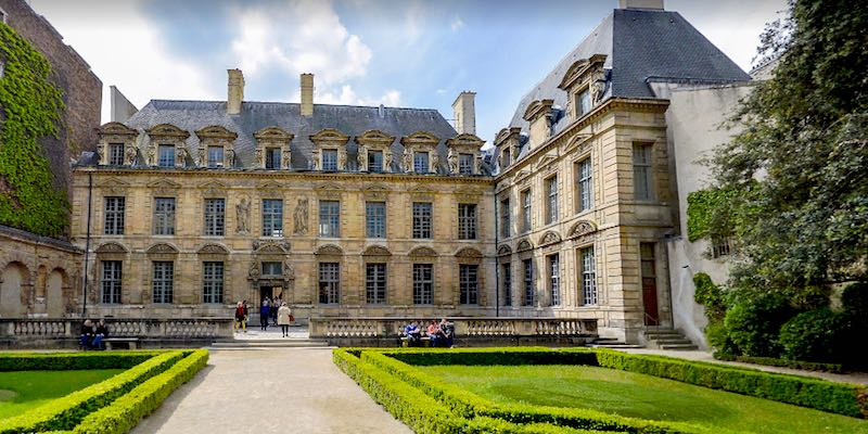 Mansions of the Marais