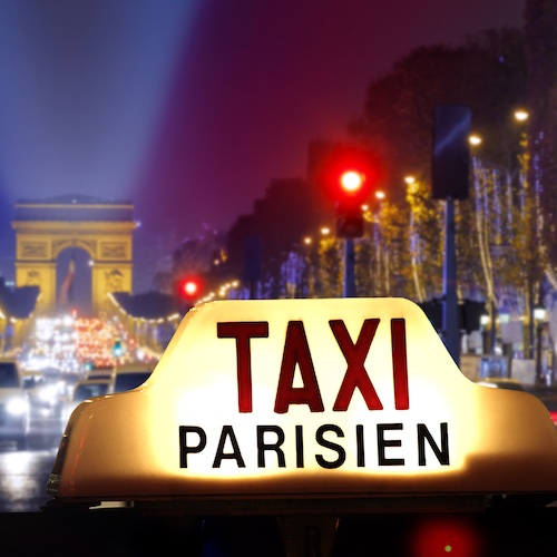 Paris Taxi Guide