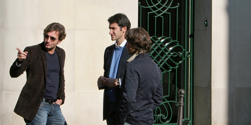 Parisian men