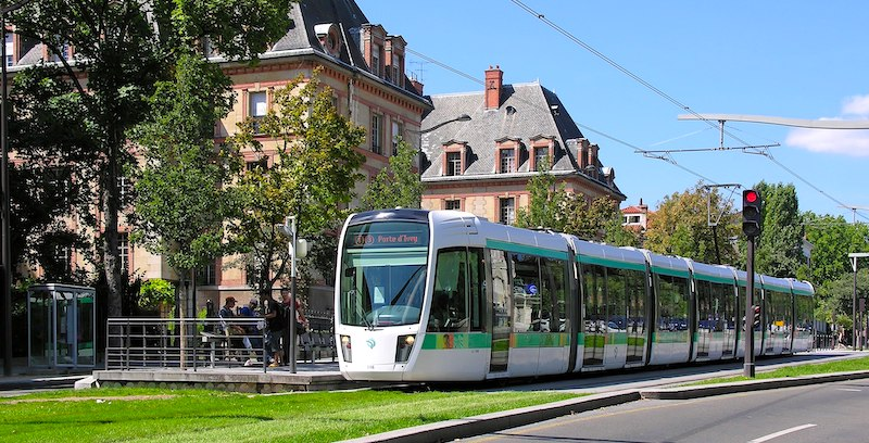 Tram on Line T3a