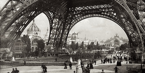 History of the Eiffel Tower Paris