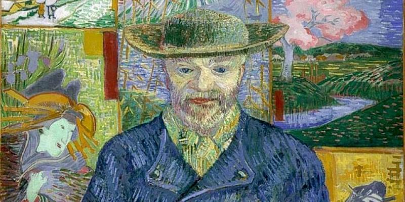Vincent Van Gogh, Pere Tanguy