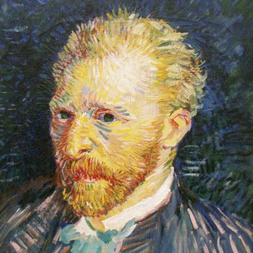 Portrait of the Artist 1887