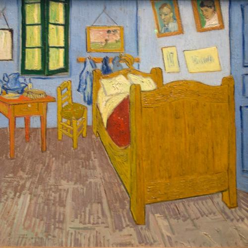 Van Gogh's Room in Arles