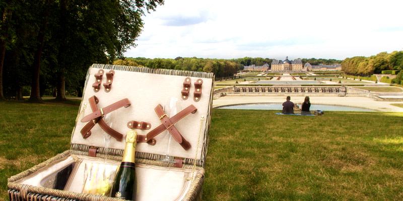 Visiting Vaux-le-Vicomte