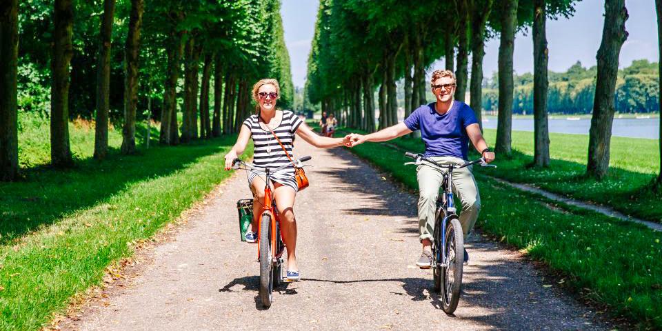 Versailles by Bicycle