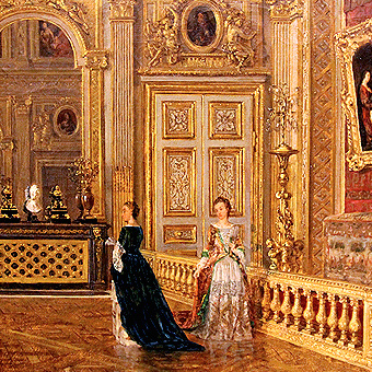 The Fashion and Splendour of Versailles