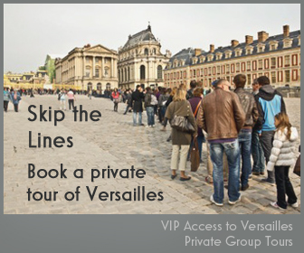 VIP Tour of Versailles