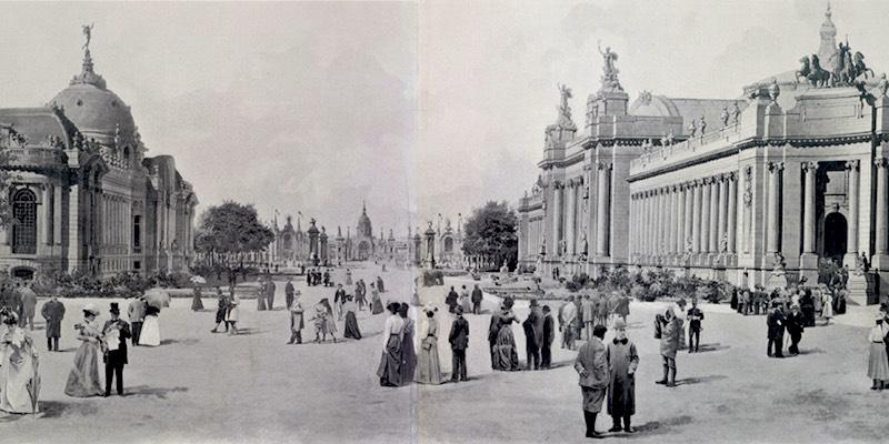 The 1900 Paris Expo