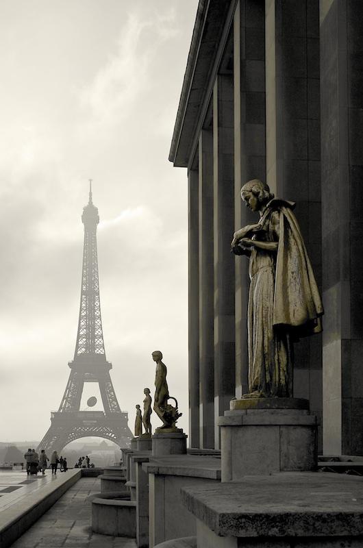 Les Demoiselles of the Trocadero, 2007