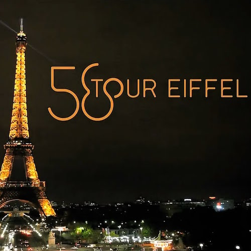 Dine on the Eiffel Tower + Seine River Cruise