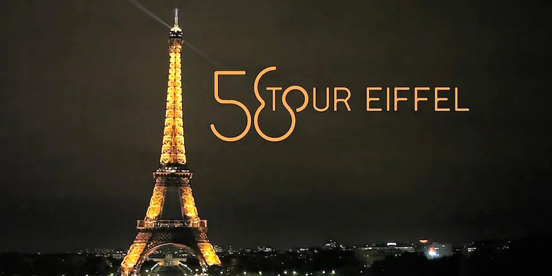 Dine on the Eiffel Tower, Then Cruise the Seine