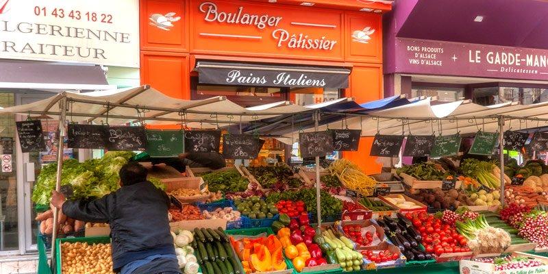The Aligre Market