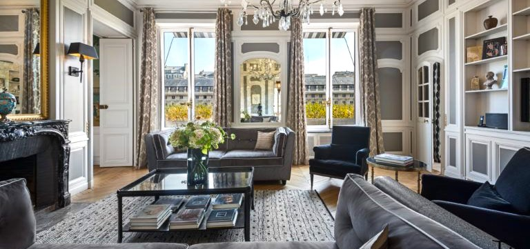 Renting an  Apartment in Paris