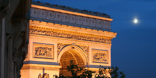 Free entry to l'Arc with the Paris Pass