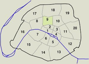 Paris Arrondissements: 1st & 2nd